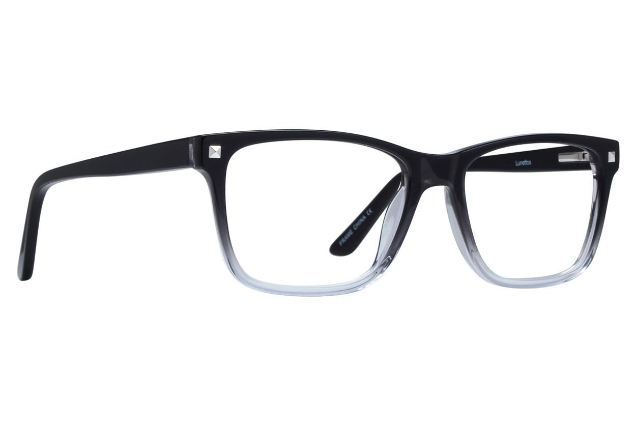 Lunettos Harper Eyeglasses - Black