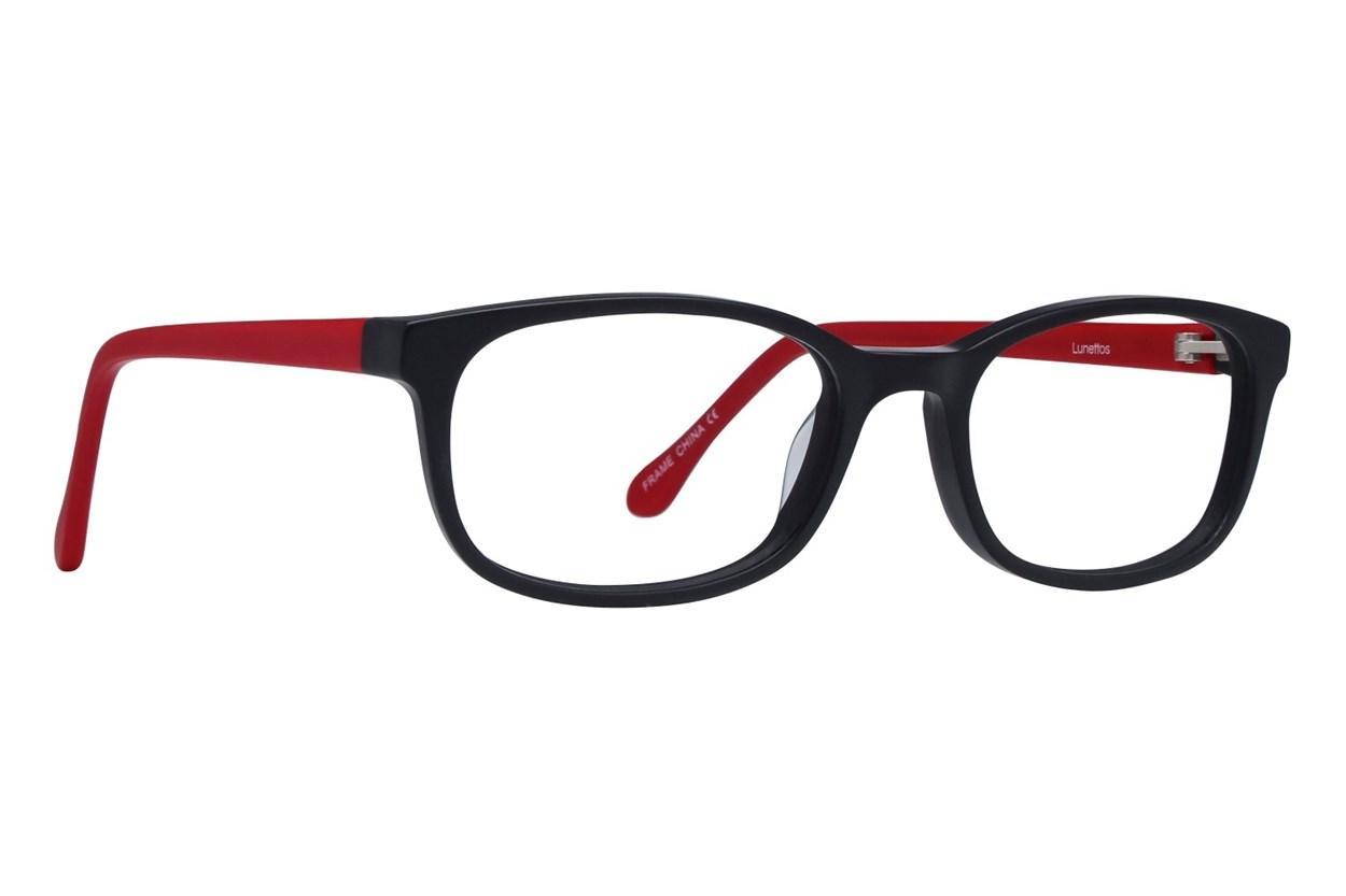 Lunettos Jack Eyeglasses - Black