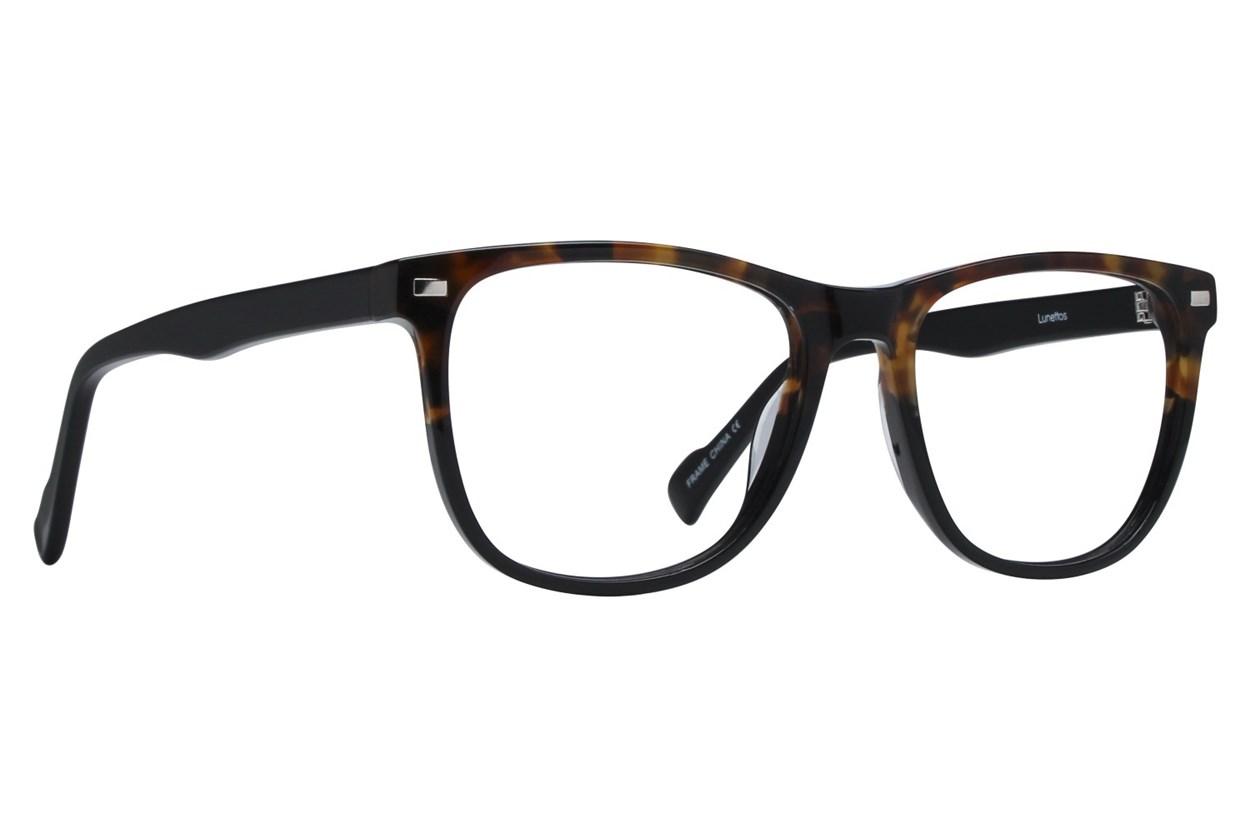 Lunettos Jesse Eyeglasses - Tortoise