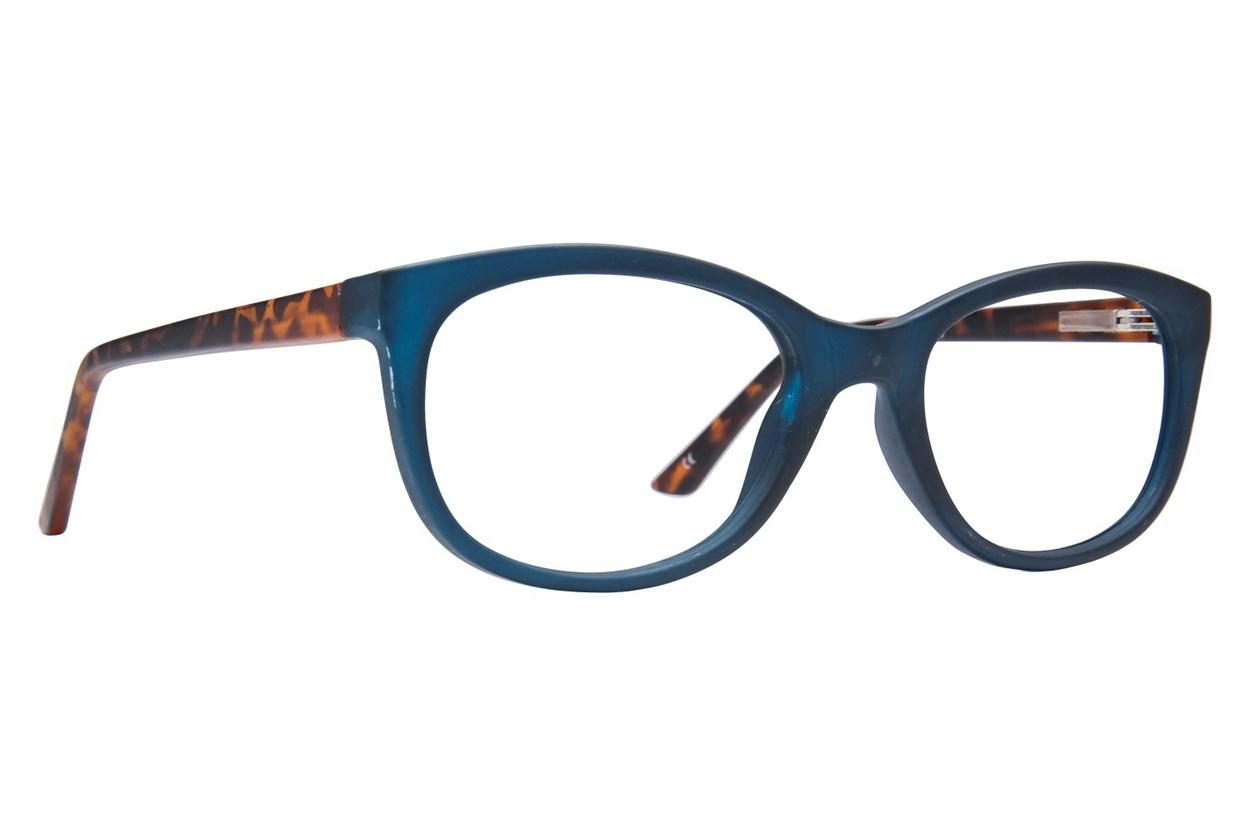 Lunettos Diane Eyeglasses - Blue