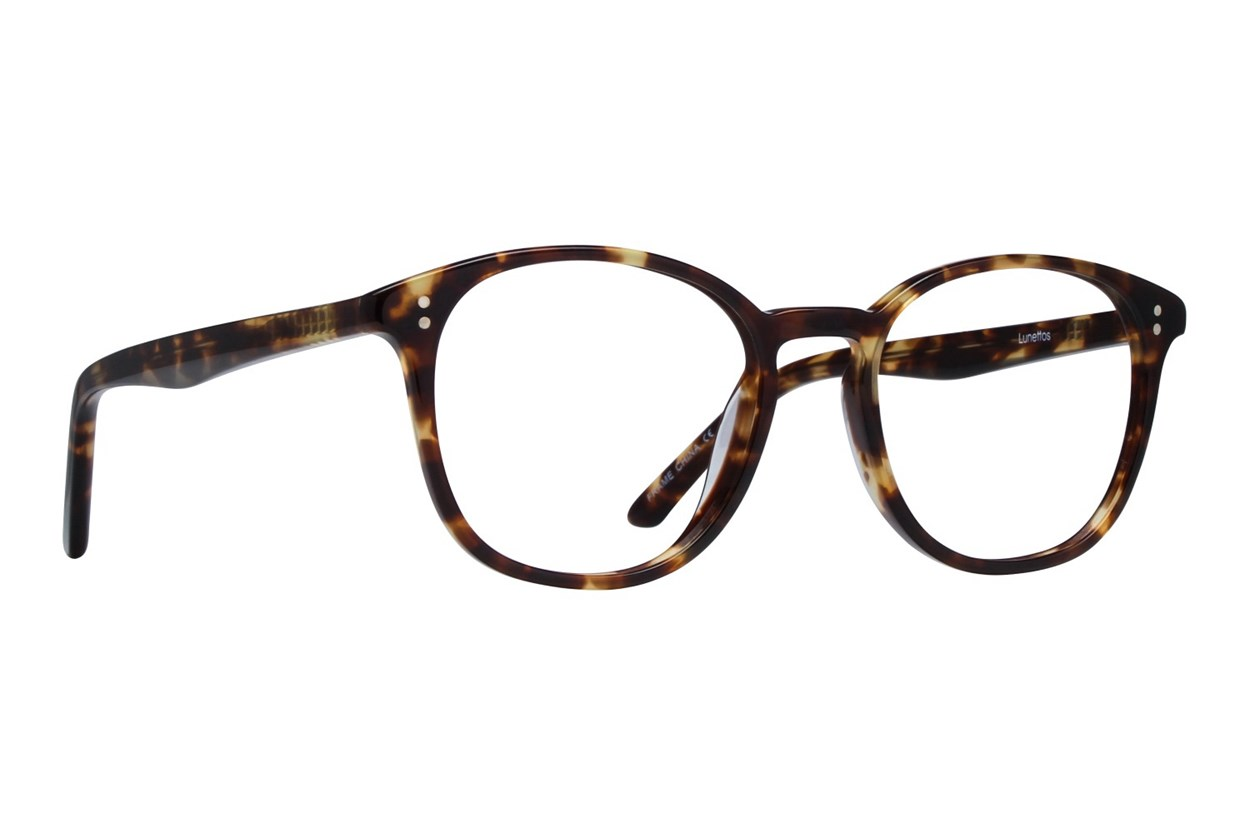 Lunettos Logan Eyeglasses - Tortoise