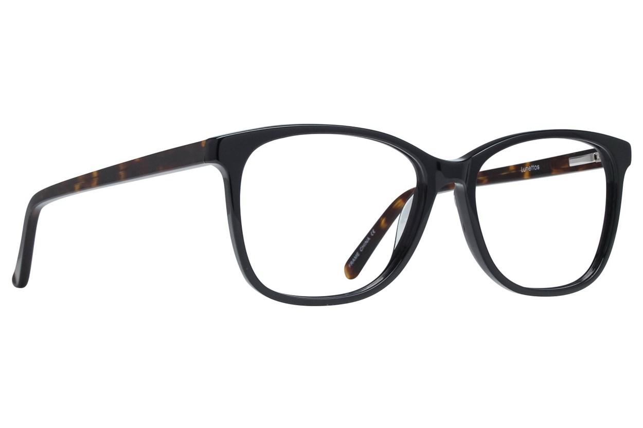 Lunettos Skyler Eyeglasses - Black