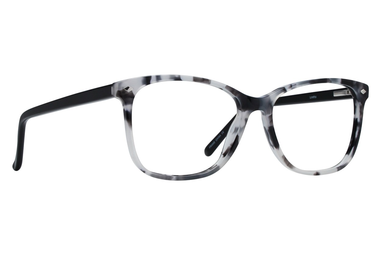 Lunettos Skyler Eyeglasses - Gray