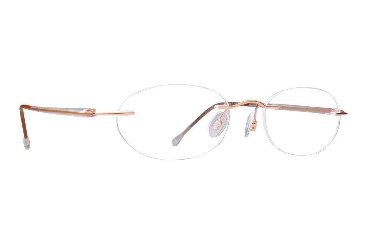 Invincilites Sigma I Eyeglasses - Tan