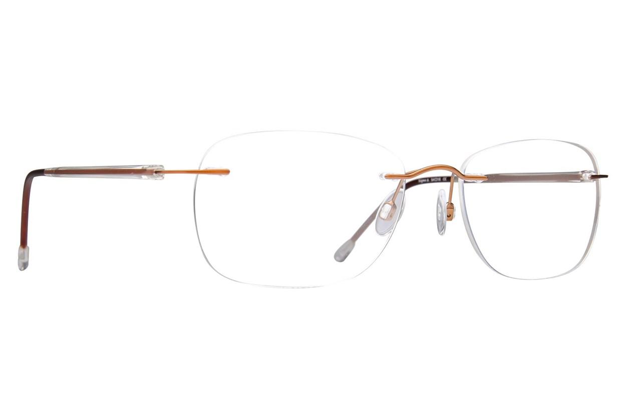 Invincilites Sigma A Eyeglasses - Brown