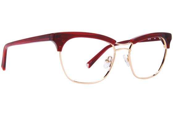 Kendall + Kylie Piper Eyeglasses - Red