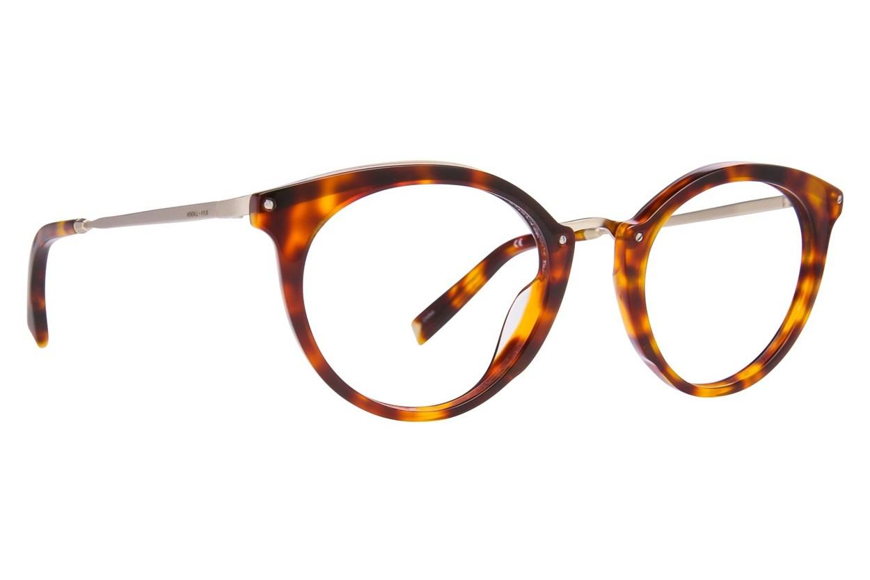 Kendall + Kylie Rae Eyeglasses - Tortoise