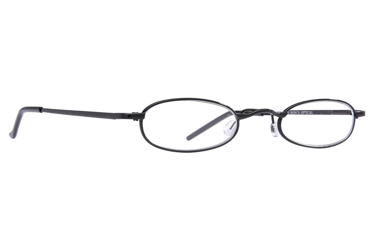I Heart Eyewear Tube Reading Glasses ReadingGlasses - Black