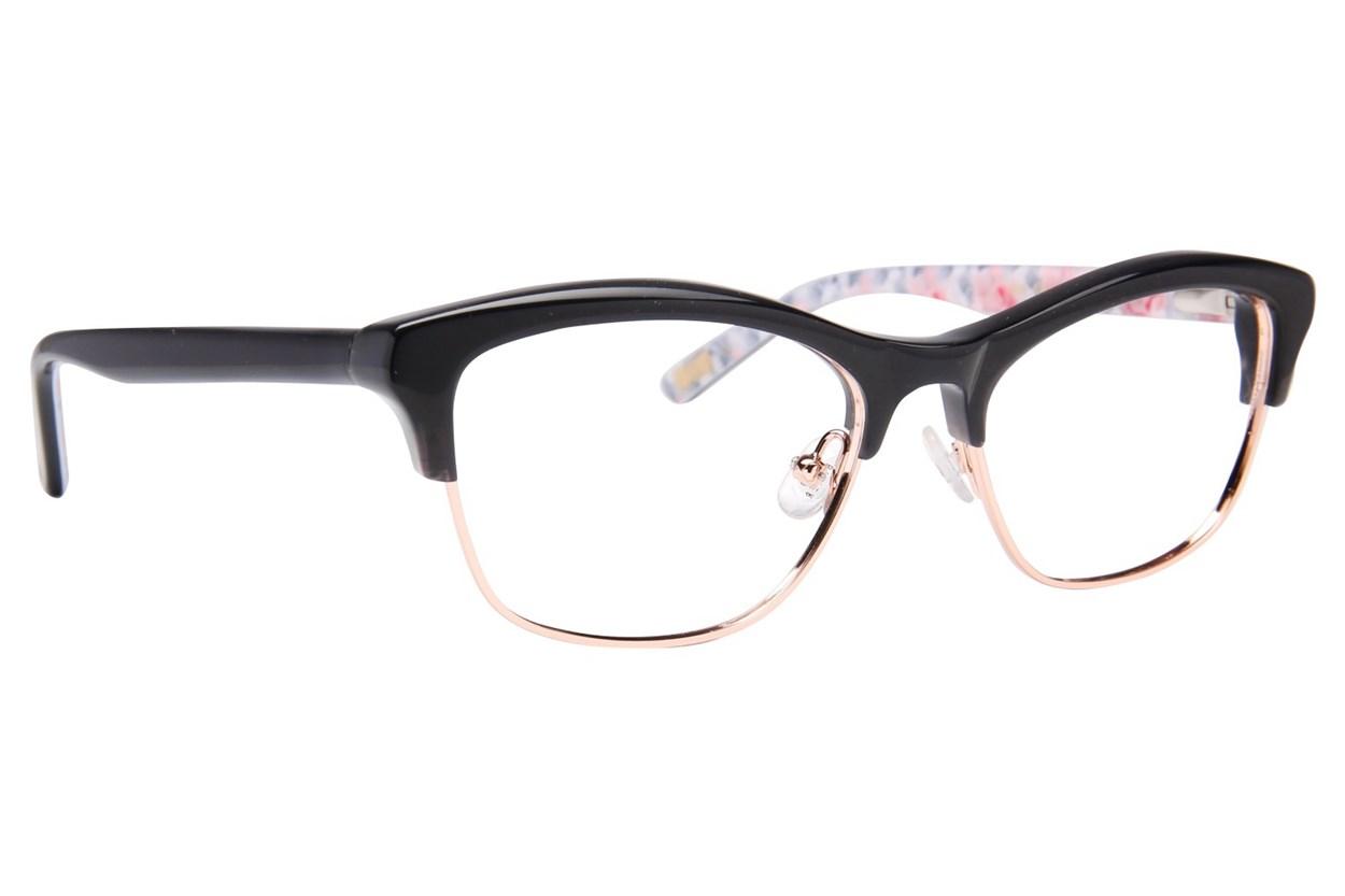 Ted Baker B242 Eyeglasses - Black