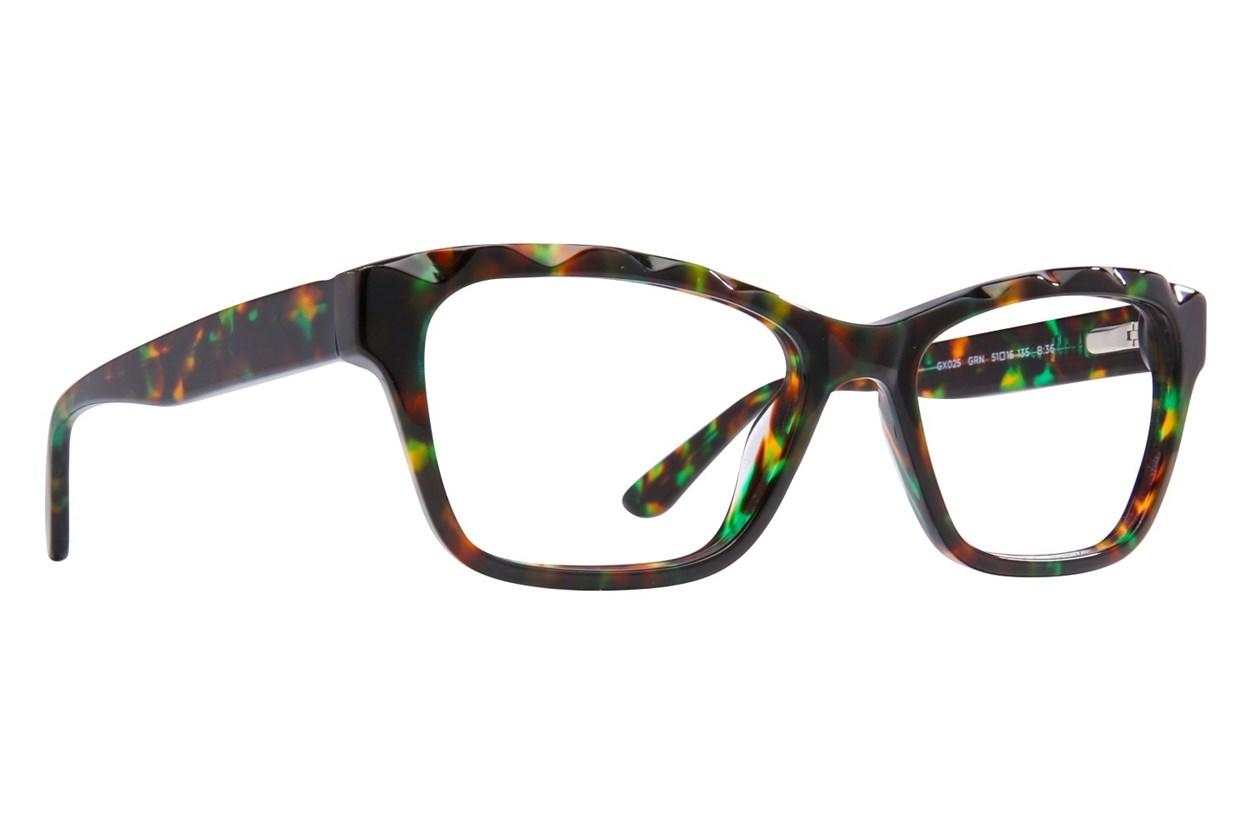GX By Gwen Stefani GX025 Eyeglasses - Green