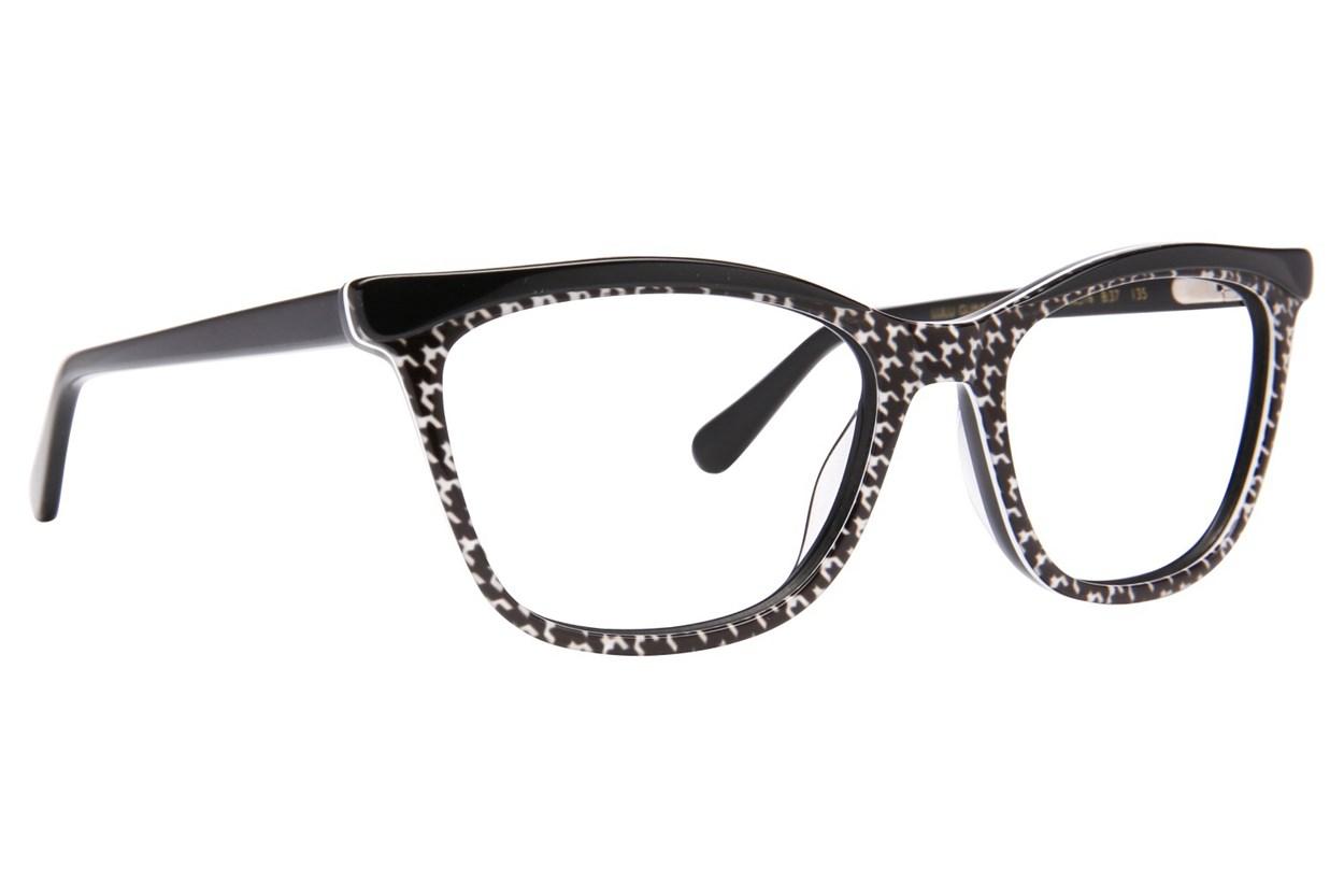 Lulu Guinness L892 Eyeglasses - Black