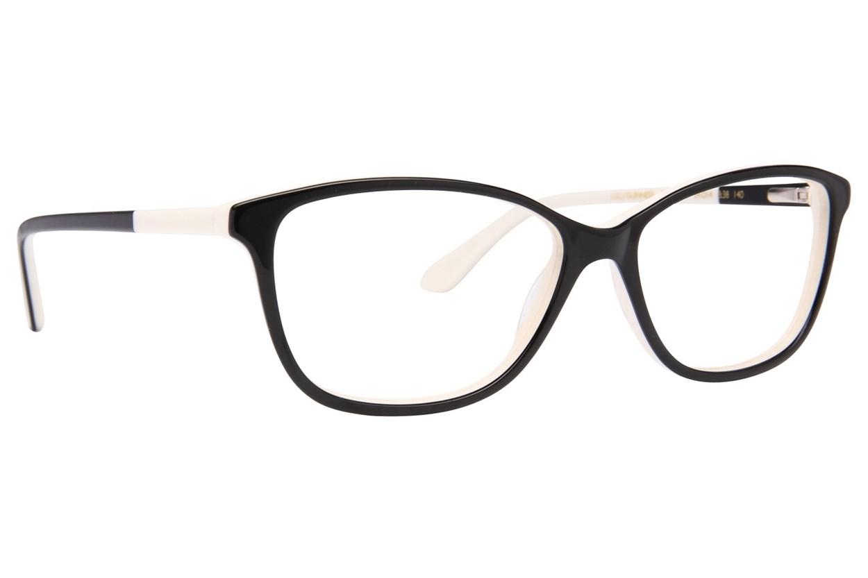 Lulu Guinness L895 Eyeglasses - Black