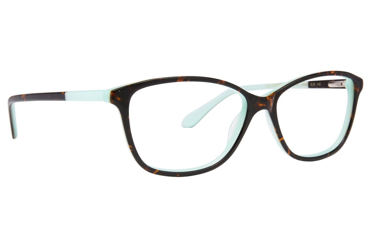 Lulu Guinness L895 Eyeglasses - Tortoise