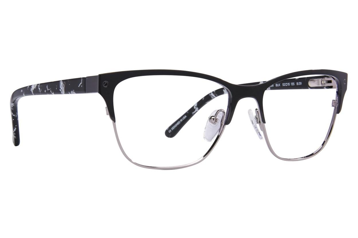 L.A.M.B. By Gwen Stefani LA026 Eyeglasses - Black