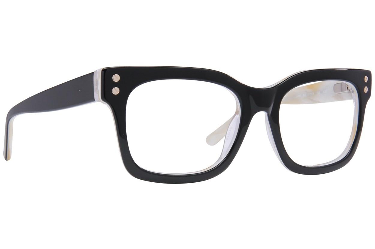 L.A.M.B. By Gwen Stefani LA029 Eyeglasses - Black