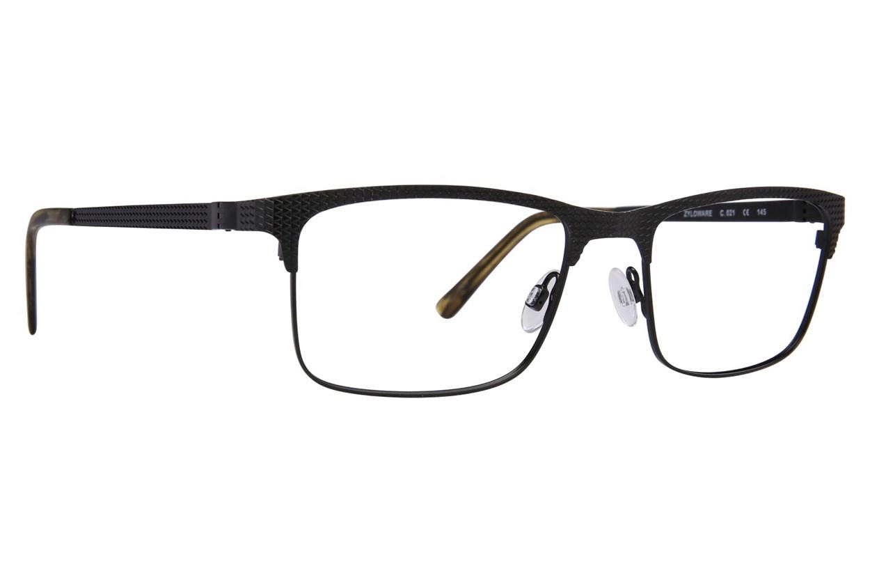 Randy Jackson RJ 1077 Eyeglasses - Black