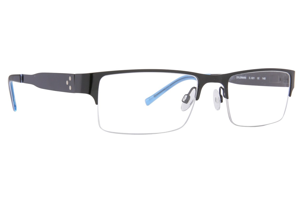 Randy Jackson RJ 1080 Eyeglasses - Black