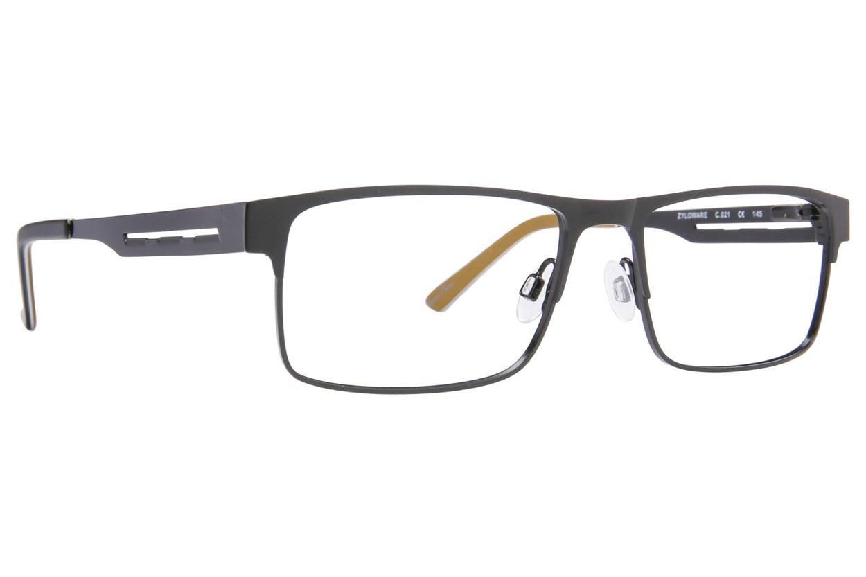 Randy Jackson RJ 1078 Eyeglasses - Black