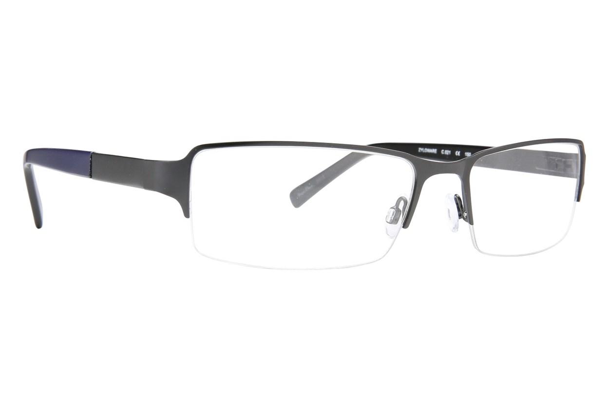Randy Jackson RJ 1928 Eyeglasses - Black