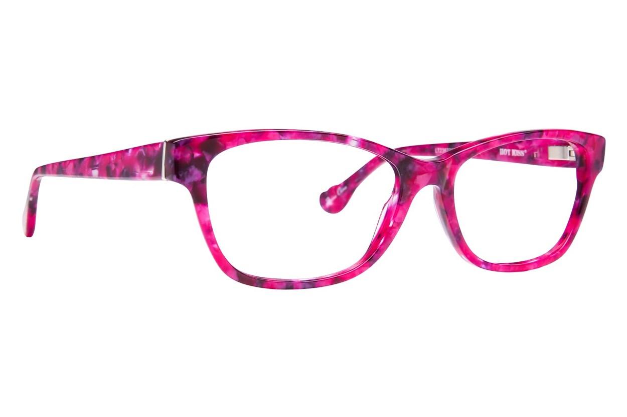 Hot Kiss HK64 Eyeglasses - Pink