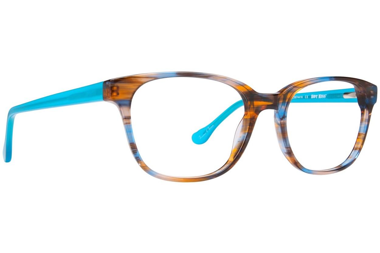 Hot Kiss HK65 Eyeglasses - Blue