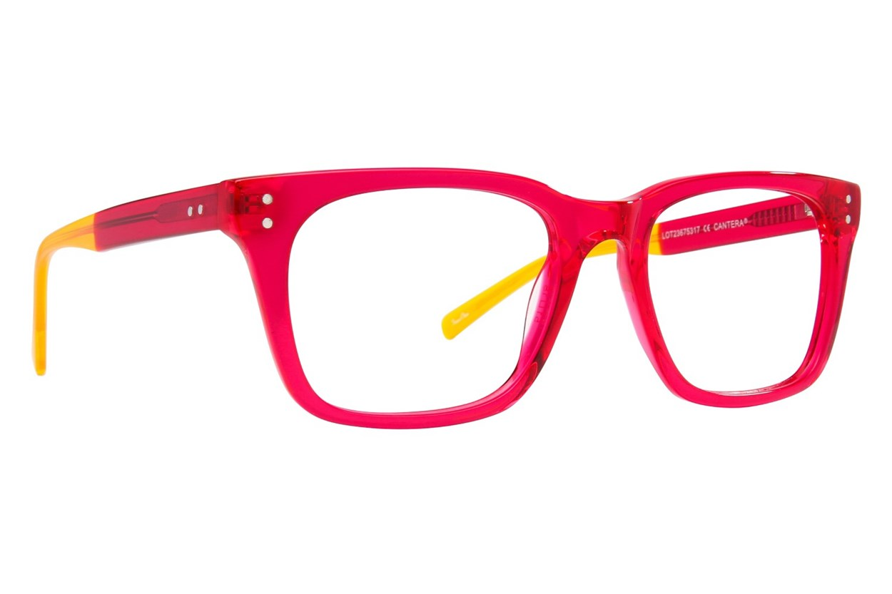 Cantera Slider Eyeglasses - Pink