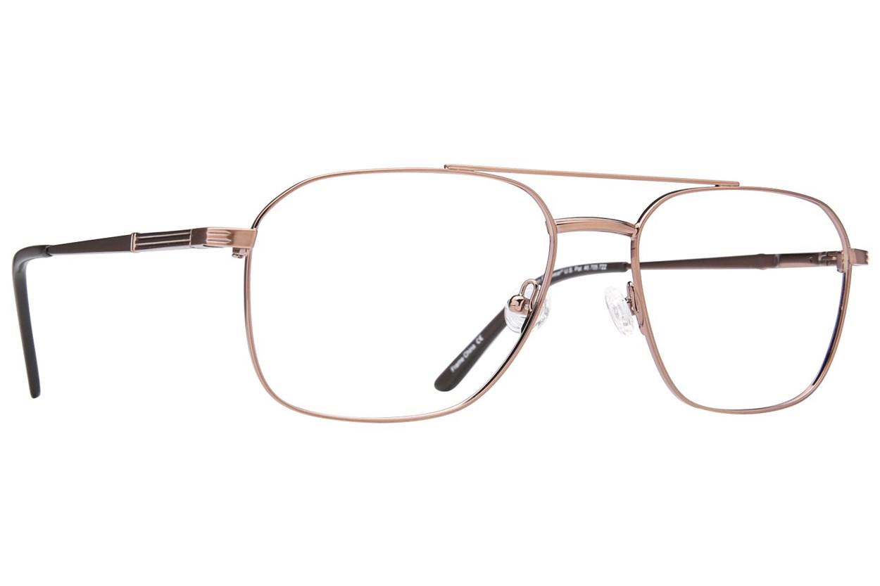 Revolution 451 Eyeglasses - Gold