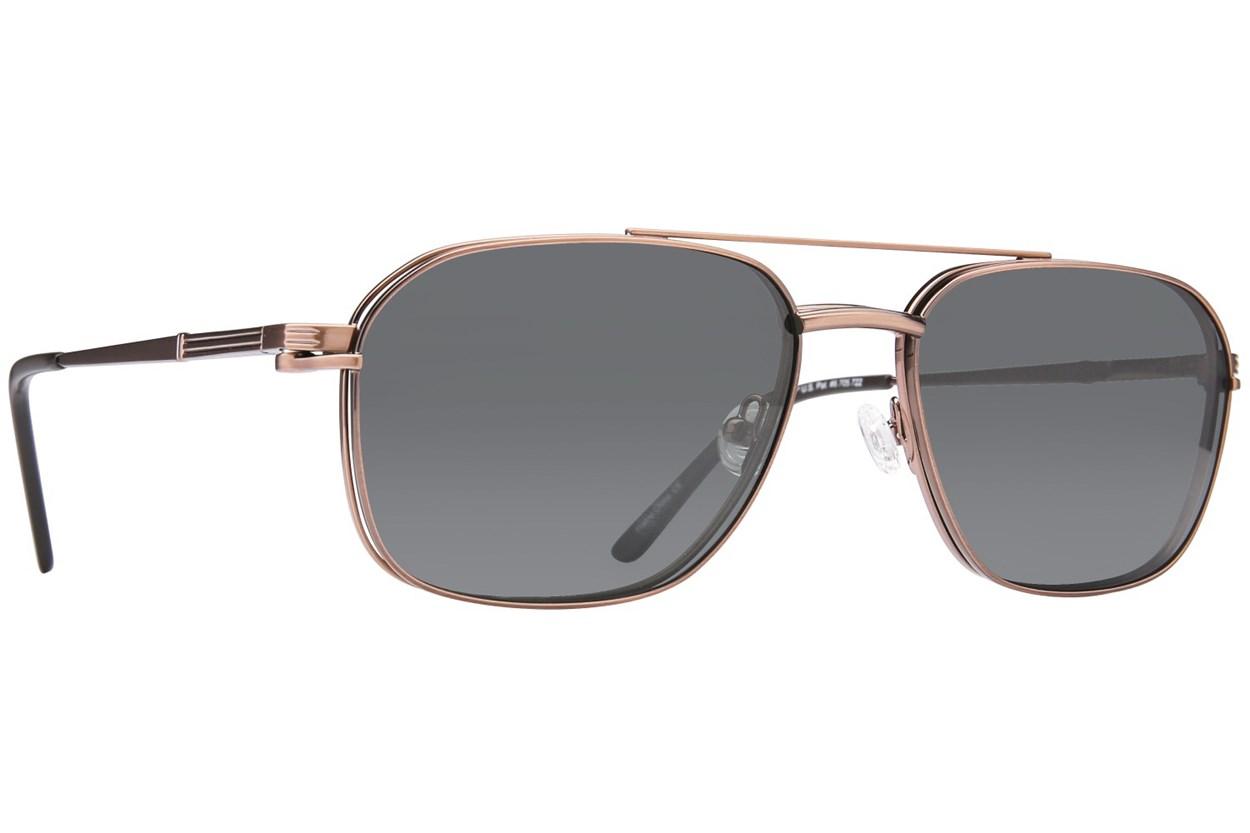 Alternate Image 1 - Revolution 451 Eyeglasses - Gold
