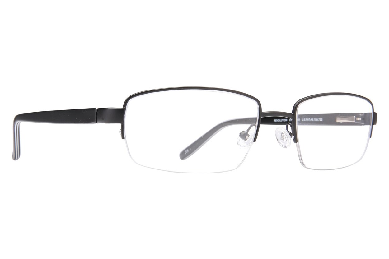 Revolution 582 Eyeglasses - Black