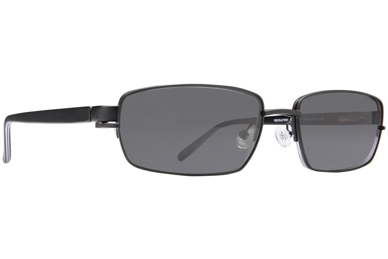 Alternate Image 1 - Revolution 582 Eyeglasses - Black