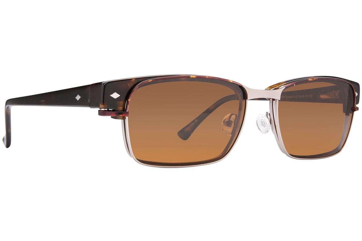 Alternate Image 1 - Revolution 711 Eyeglasses - Tortoise