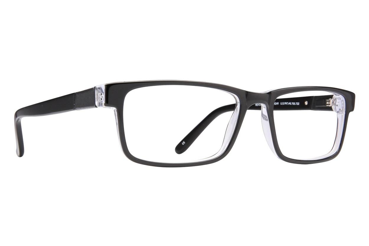 Revolution 765 Eyeglasses - Black