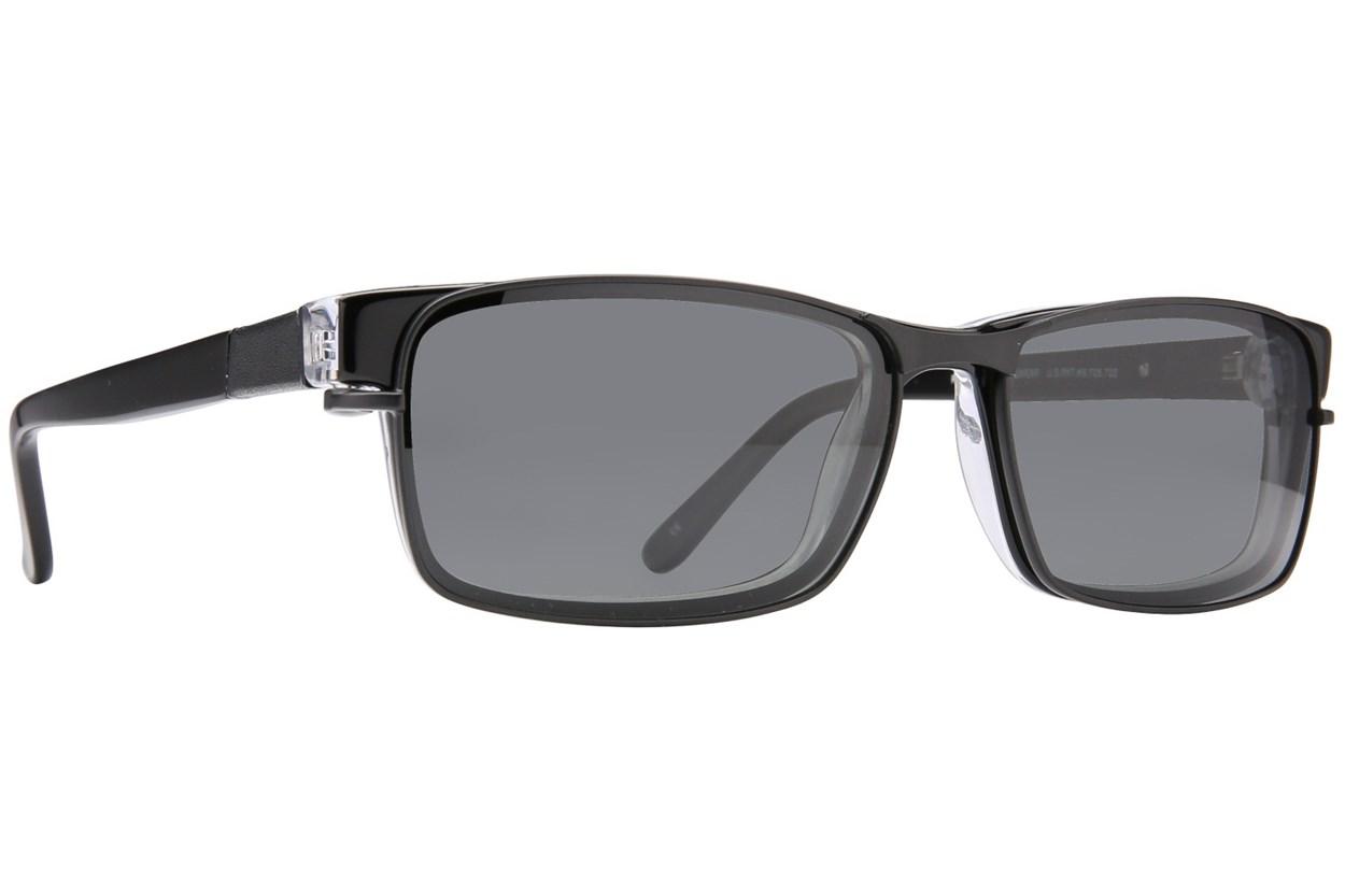 Alternate Image 1 - Revolution 765 Eyeglasses - Black