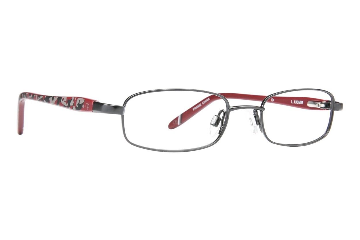 Ocean Pacific 808 Eyeglasses - Black