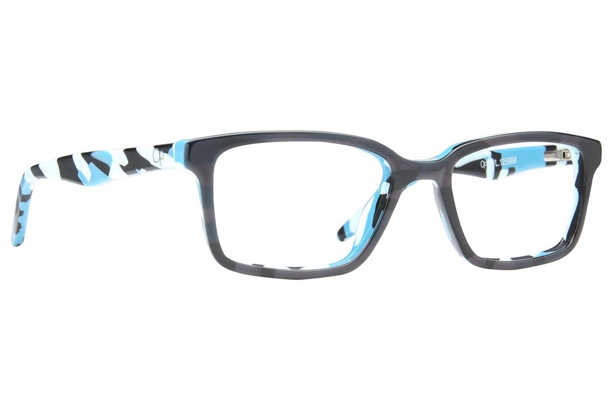 Ocean Pacific 847 Eyeglasses - Brown