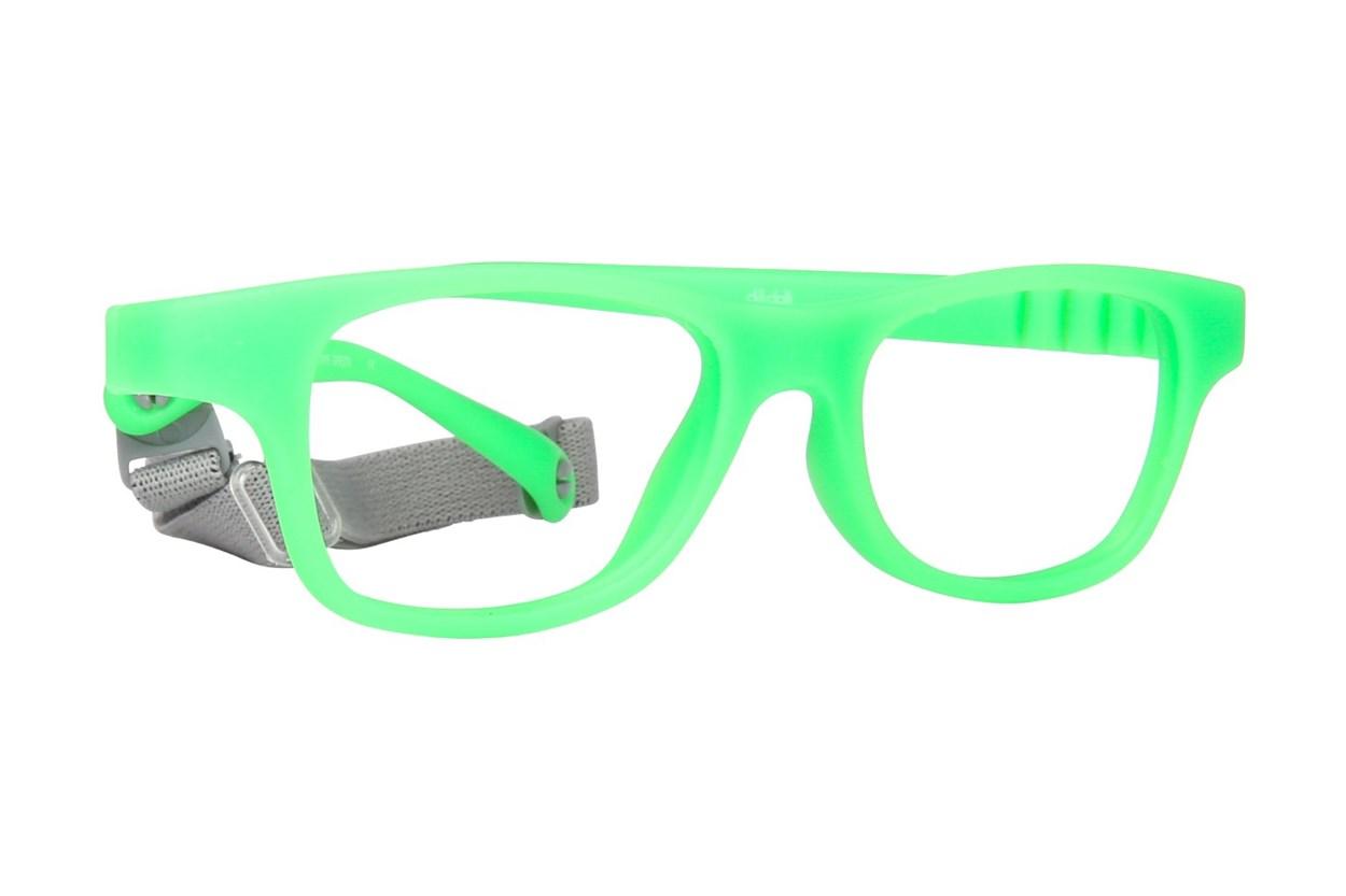 dilli dalli Rainbow Cookie Eyeglasses - Green
