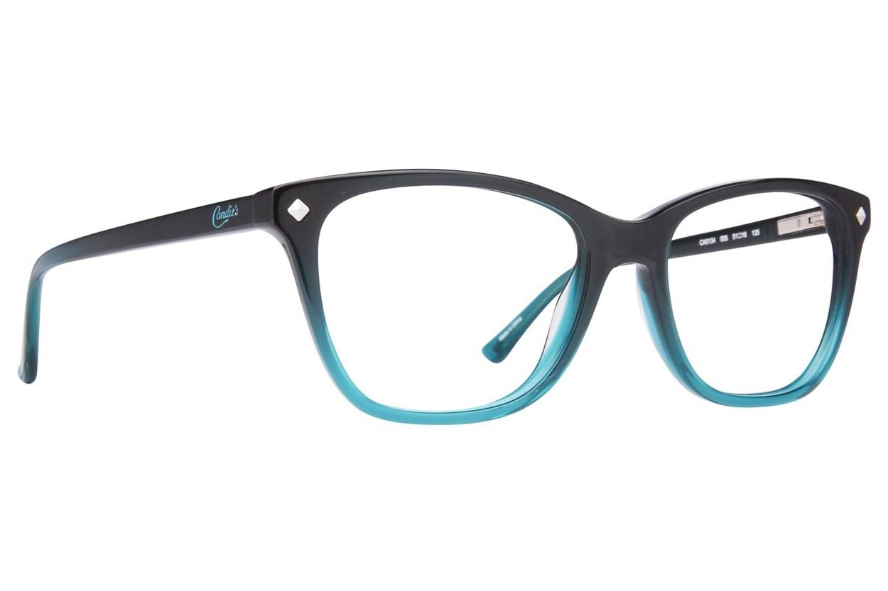 Candie's CA0134 Eyeglasses - Black