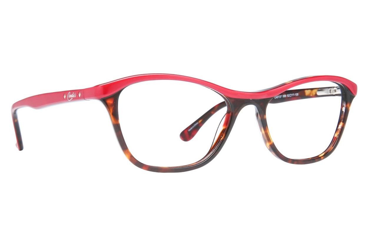 Candie's CA0137 Eyeglasses - Red