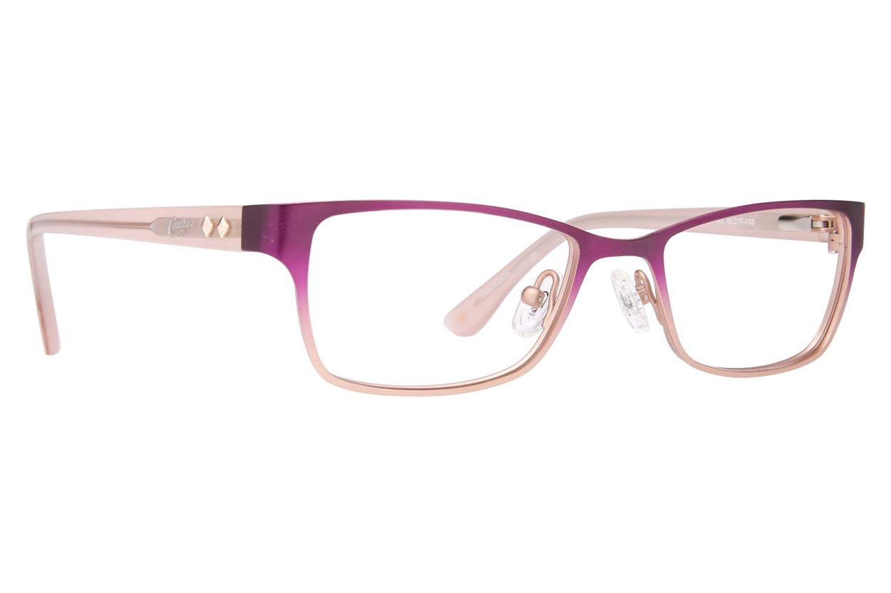 Candie's CA0501 Eyeglasses - Purple