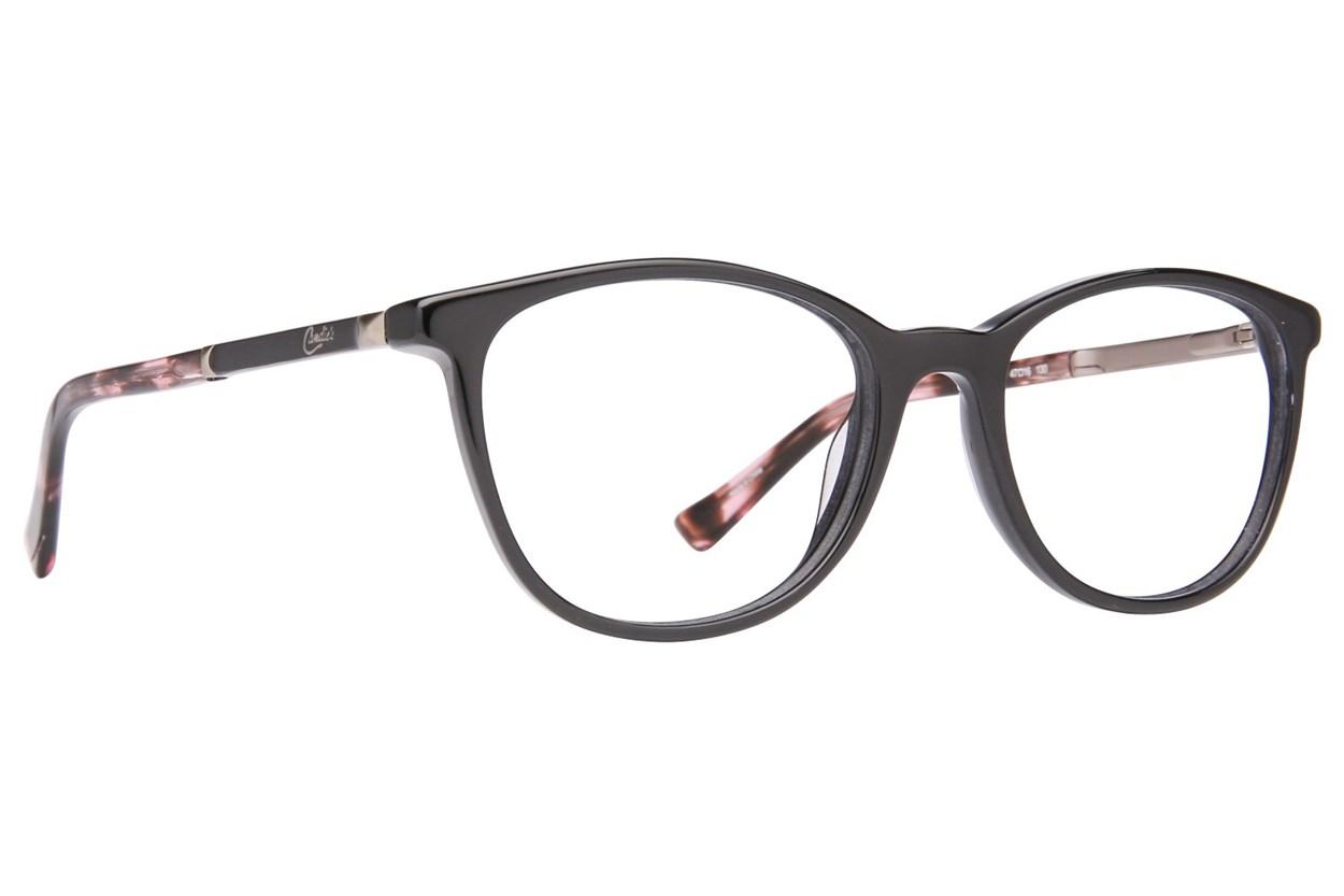 Candie's CA0503 Eyeglasses - Black