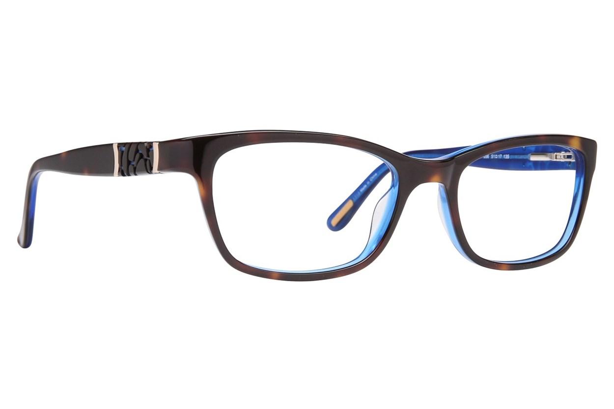 Covergirl CG0531 Eyeglasses - Tortoise