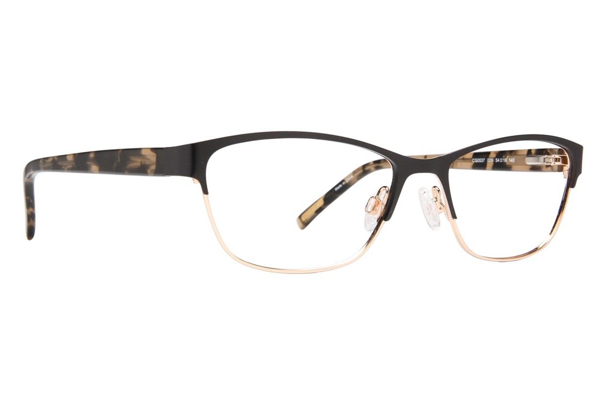 Covergirl CG0537 Eyeglasses - Black