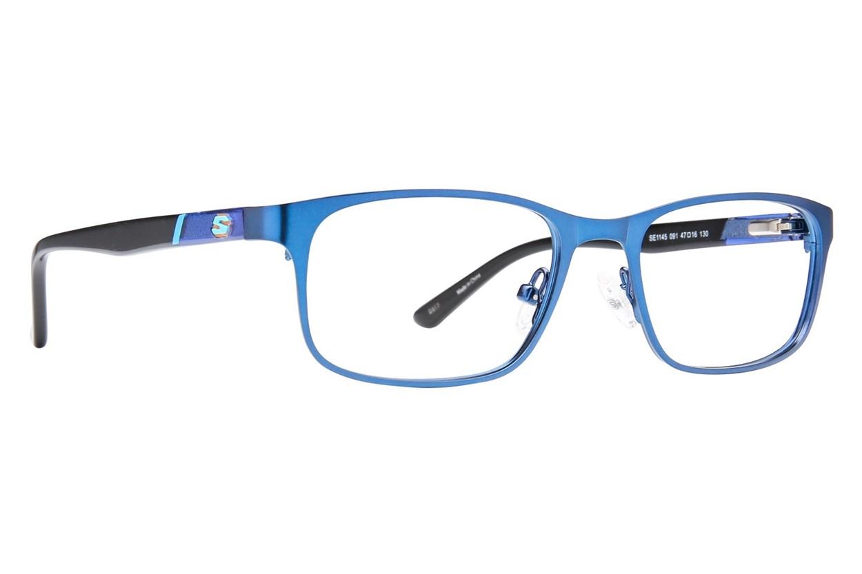 Skechers SE1145 Eyeglasses - Blue