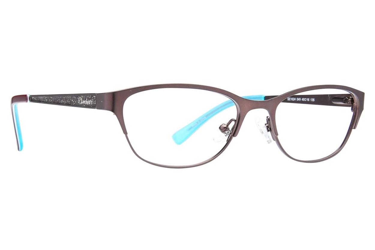 Skechers SE1624 Eyeglasses - Brown