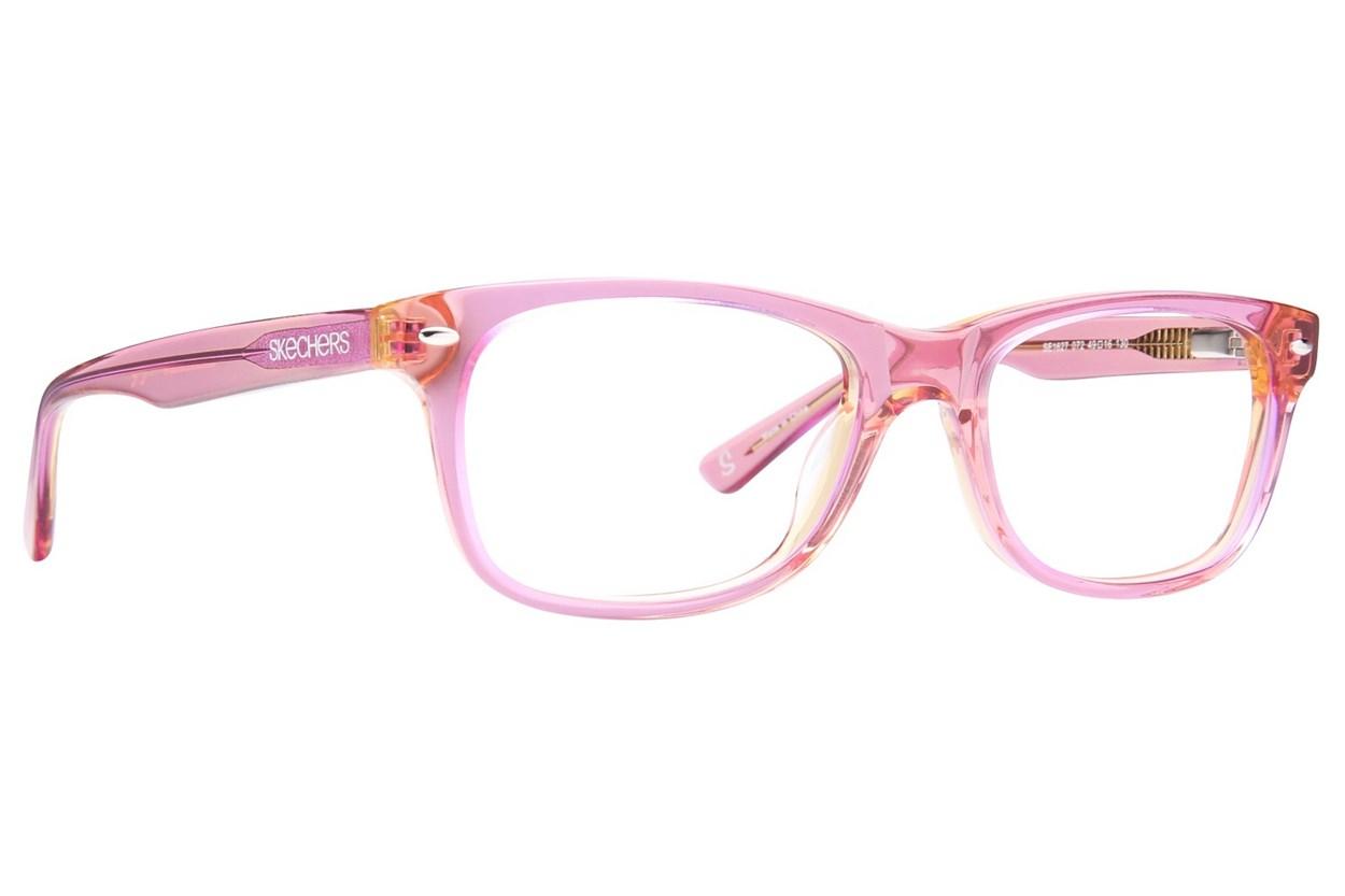 Skechers SE1627 Eyeglasses - Pink