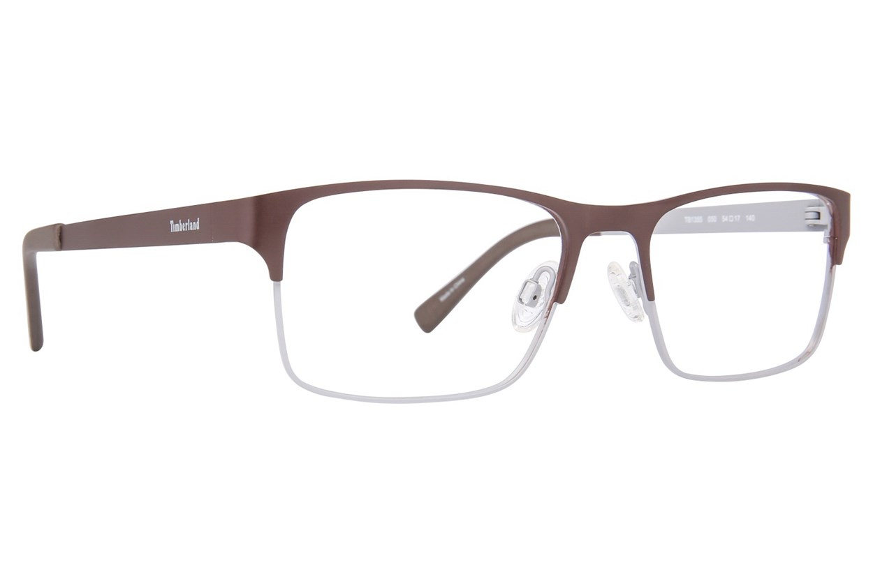 Timberland TB1355 Eyeglasses - Brown