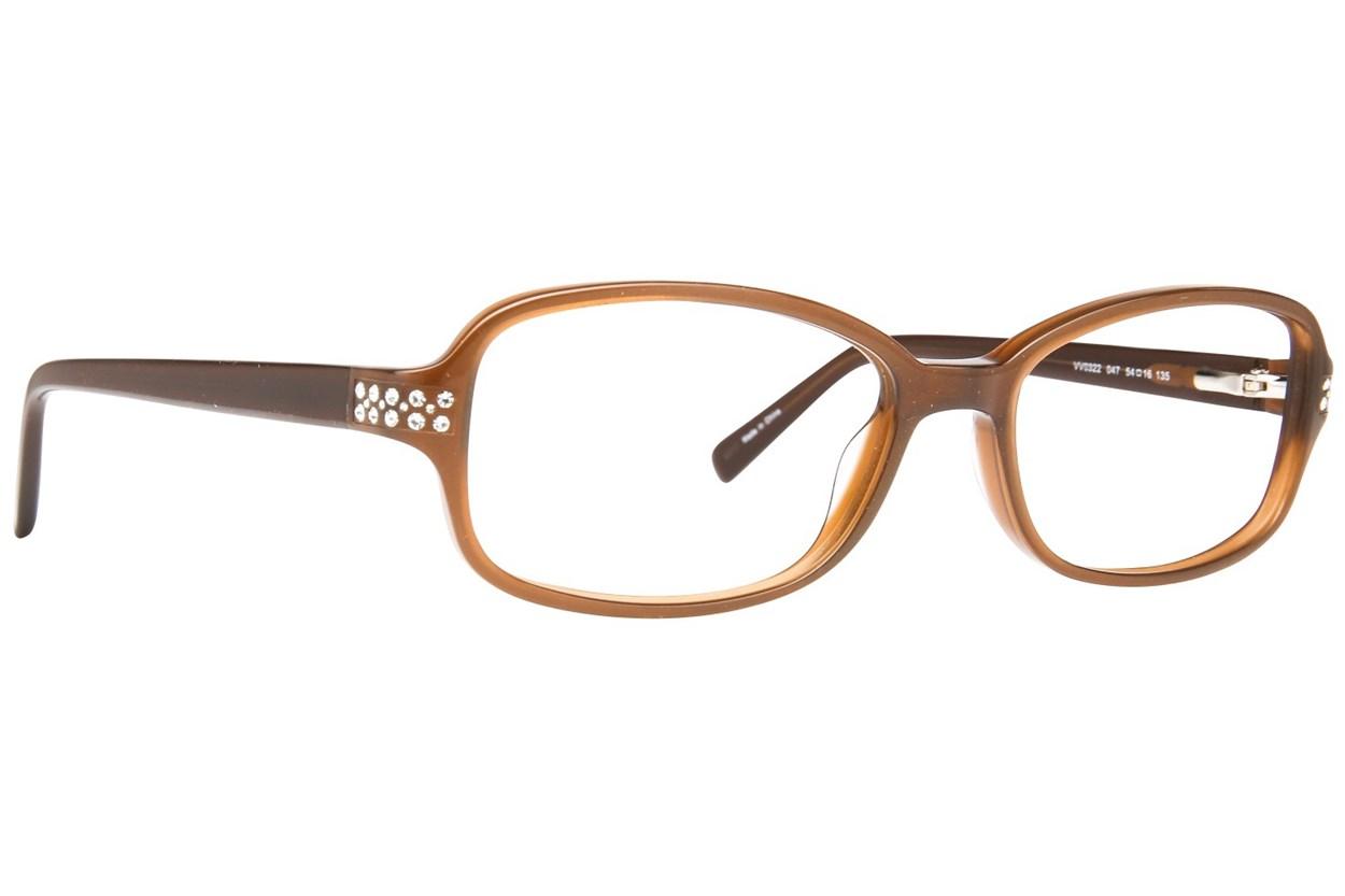 Viva VV0322 Eyeglasses - Brown