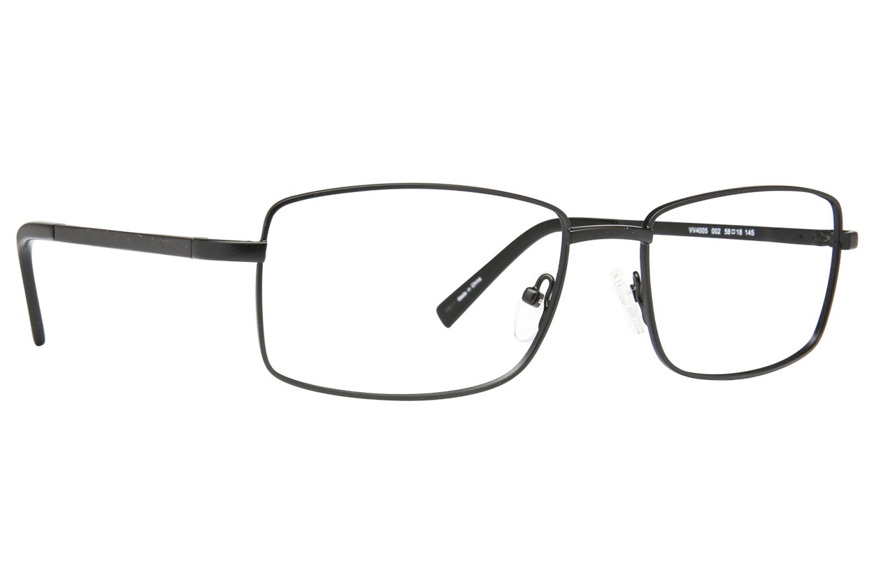 Viva VV4005 Eyeglasses - Black