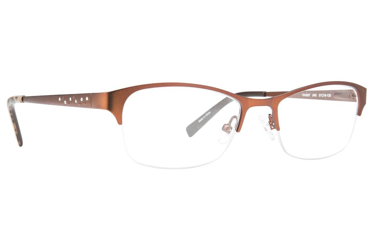 Viva VV4507 Eyeglasses - Brown