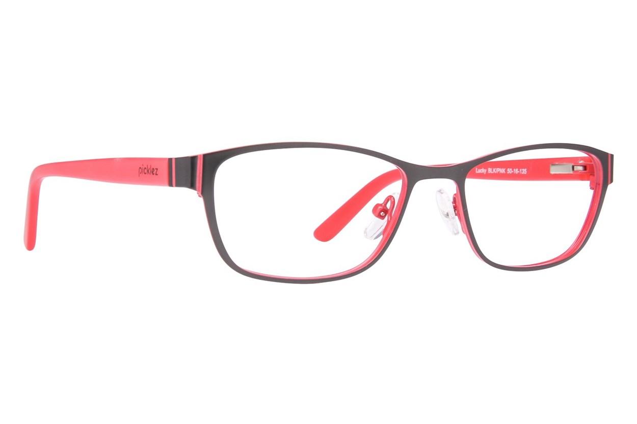 Picklez Lucky Eyeglasses - Black